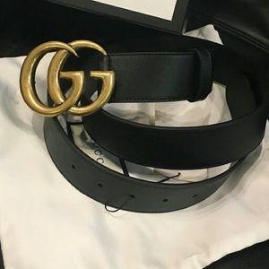 Women's GG belt